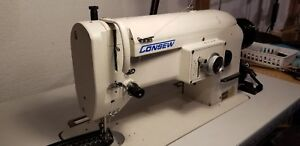 Consew 199rb 1a 1 Industrial Zig Zag Sewing Machine