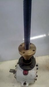 V hold vh m623a 6 head 4 sided Moulder Spindle Jack Screw