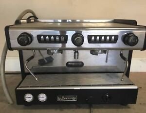 La Spaziale Special Ek 2 Group Automatic Espresso Machine From Italy restaurant