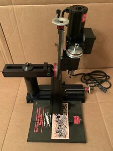 Sherline 2000 8 directional Manual 14 Inch Mill Milling Machine Made In Usa