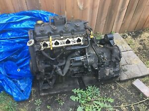 Engine And Transmission One Unit All Included 2 0l Chrysler 2004 Dodge Neon