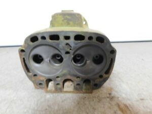 John Deere 60 Tractor Cylinder Head A4625r 12917