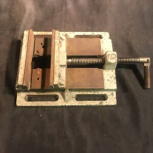Machinist Vise Milling Drill Press Lathe Tool Number 6