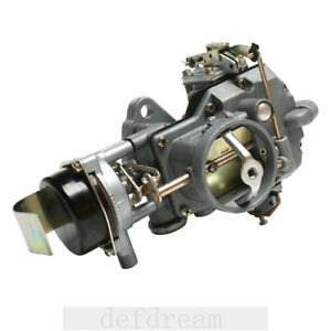 Fit Ford Autolite 1100 6 Cyl Mustangs Carburetor 170 200 Engine Mustangs Falcon