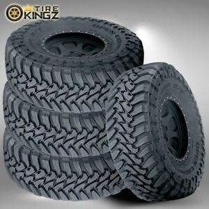 4 X Toyo Open Country M t Mt 35x12 50r20lt 121q E Load 10 Ply Bsw 35125020 Tire