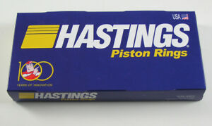 Hastings Honda B Series Standard Piston Ring Set 81mm B16a B18b1 B18c1 B16b Vtec