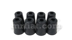 Lancia Flaminia Gt Touring Under Front Hood Rubbers Set 8 Pcs New