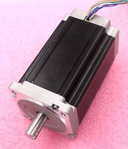 34h610 h Nema34 Single Shaft 4 5a 1666oz in Stepper Motor