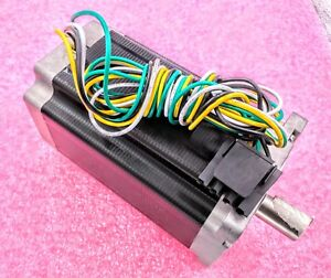 34h610 Nema34 Single Shaft 4 5a 1666oz in Stepper Motor