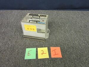 Ce Invalco W 310 Time Totalizer Military Navy Meter Ac Used E 2 i