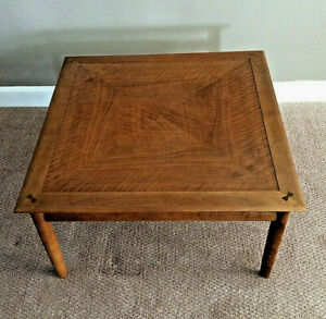 Mid Century Modern Drexel Parallel Table Shipping Available