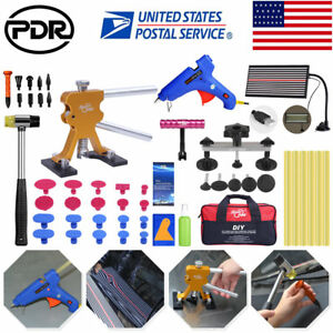 From Us Pdr Tools Led Light Kit Paintless Dent Repair Removal Hail Lifter Puller