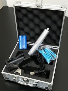 Brand New Hand Held Tissue Homogenizer Grinder Case U4