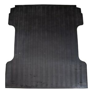 Rubber Bed Mat Fits Chevy Silverado Crew Truck 2007