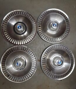 Ford Galaxie 500 Wheel Covers Hub Caps Hubcaps