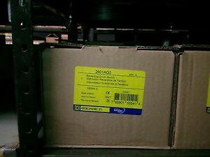 Square D 2601ag2 New In Factory Box