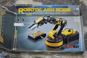 Owi 535 Robotic Arm Edge Kit Wired Control Robotic Arm Kit New