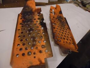 1964 Allis Chalmers D 15 Gas Farm Tractor Running Boards