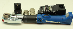 Novaseal Battery Powered Crimping Tool With Charger