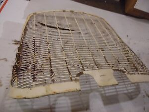 1964 Allis Chalmers D 15 Gas Farm Tractor Grill Screen