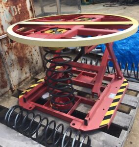 Pallet Pal 360 Spring Level Loader