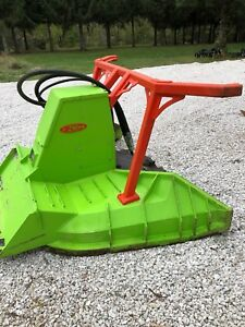 Afe Echo Ss Fecon Fae Deere cat forestry Mulcher Head For Skid Steer