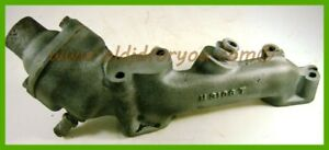 M3106t M4065t John Deere 420 430 440 Upper Water Pipe With Thermostat Housing