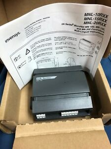 Invensys Mnl 10rs3 Ia Series Micronet Mnl 100