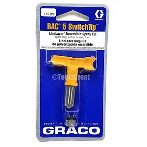 Graco Rac 5 Switchtip Linelazer Paint Spray Tip Ll5319