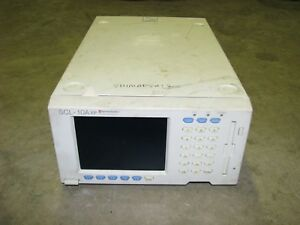 Shimadzu Scl10avp Hplc System Controller With 220 240 Volt Ac 1 Phase Input