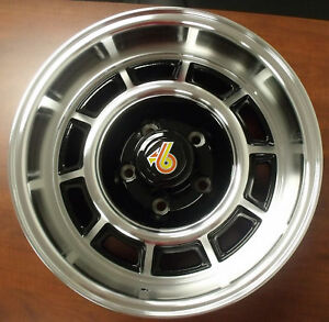 15 Inch 15x10 Alloy Wheel Rim For 1981 1987 Buick Regal Grand National