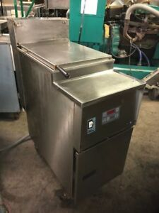Pitco Frialator Pasta Cooker Rethermalizer Model Rte14ss chh 208 Volt 3 Phase