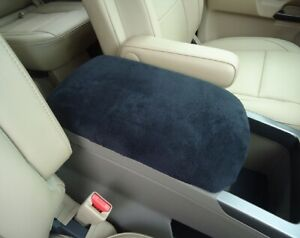 Fits Toyota Highlander 2008 2013 Fleece Center Armrest Console Cover Usa Made F3