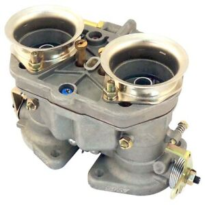 46 Idf Downdraft Carb Carburetor Extended Fuel Bowl Weber Decade Empi Style 44mm
