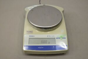 Mettler Toledo Pb1502 s Analytical Lab Electronic Balance Scale 16143d11