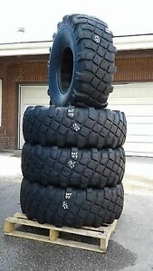Michelin Xml 325 85r16 Off Road Military Tire 60 To 70 Treads