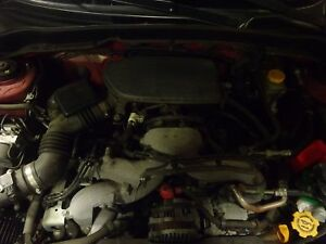 Engine 2008 Subaru Impreza 2 5l Motor With 41 896 Miles