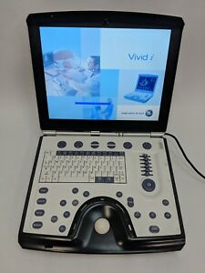 Ge Vivid I Squared Cardiac vascular Ultrasound Machine With 3s rs Probe