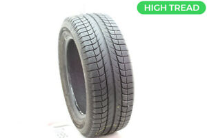 Used 255 55r18 Michelin Latitude X ice Xi2 109t 8 5 32