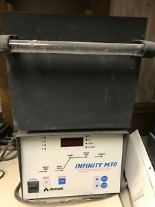 Jelrus Infinity M30 Digital Burnout Oven 115v Dental Lab