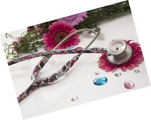 Mdf Md One Sugar Skull Stainless Steel Dual Head Stethoscope Free parts f