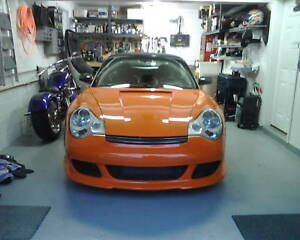 Porsche Gemballa Front Bumper 996 Turbo 01 05 And 02 04 Carrera Coupe And Cab