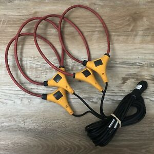 Fluke Fs17x5 tf 4 phase Thin Flexible Ac Current Clamps Pq24