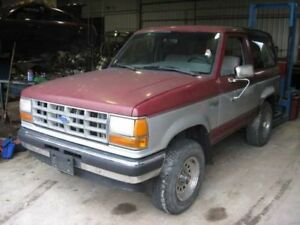 87 88 89 90 Bronco Ii Rear Axle Assembly 9 Brake W Abs 3 45 Ratio 97405