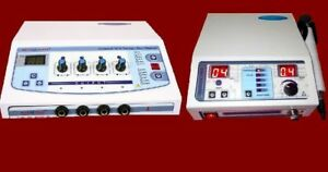 Physiotherapy Combo Electrotherapy Therapy Ultrasound Therapy Relief Machines