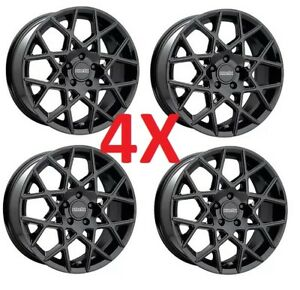 17 Inch Custom Mag Alloy Wheels Rims Toyota Camry Avalon Cars 5 Lug Set Of 4