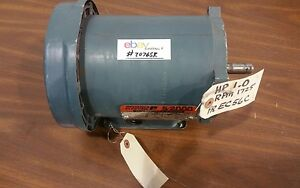 Reliance 1hp P56h1441z Fr Ec56 3 Phase 2076sr