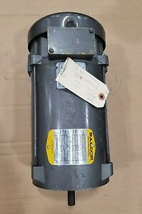 Baldor Cd5318 Dc Electric Motor 1 Hp 2318sr