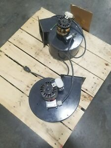 Specialty Blowers Fans Squirrel Cage 110v 4yj32 1 10hp Motors 3273sr