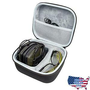 Awesafe Ear Protection For Shooting Range Electronic Hearing Protection For Imp